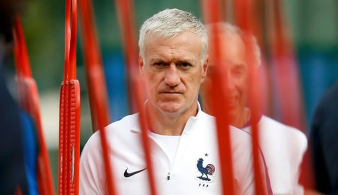 Didier Deschamps: 'In today's society an 18-year-old wants everything and they want it straightaway