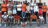 SUCCESS STORY: Stories of Success (SOS) Basketball Academy participants.