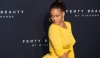 Rihanna at the launch party for her beauty brand, Fenty Beauty, in New York. Photograph: Bryan R Smith/AFP/Getty Images