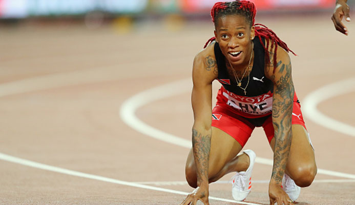 Ahye is Team TTO Flagbearer for Commonwealth Games Opening Ceremony