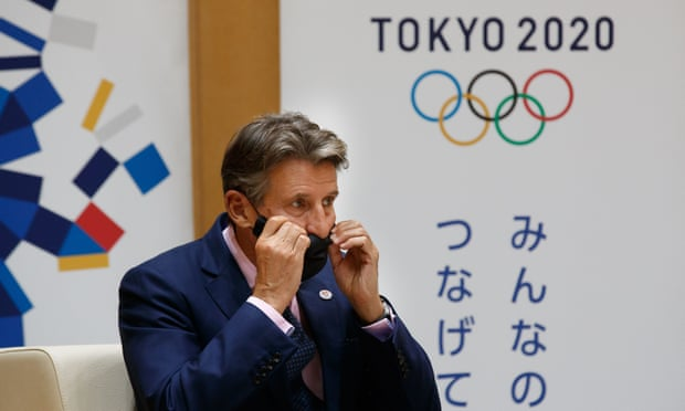 Sebastian Coe, the World Athletics president, said: 'Technology has improved, significantly even since 2012.' Photograph: Masatoshi Okauchi/Shutterstock