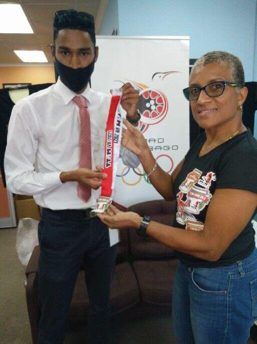 Joseph-Samaroo fastest in 'virtual' T&T Marathon