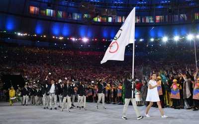 Philip Barker: The IOC's long road to adopting the Refugee Olympic Team