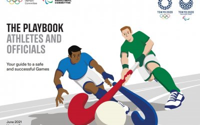 THIRD VERSION OF TOKYO 2020 PLAYBOOKS PUBLISHED