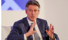 IAAF President Sebastian Coe speaking at the Sport Business Summit in Abu Dhabi (Leaders) © Copyright