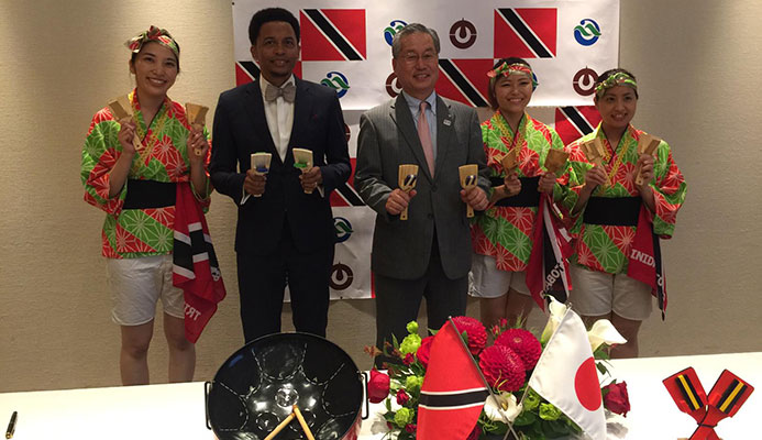 TTO Olympians to benefit from Japan's 'Host Town initiative' training camp at 2020 Tokyo Games